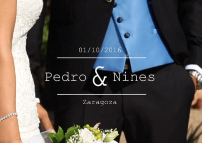 Pedro & Nines
